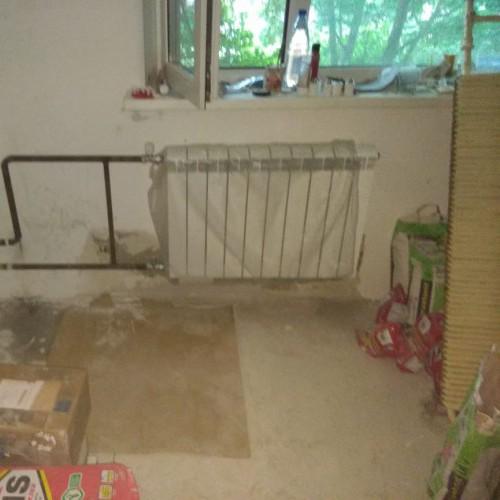 Фотографии установки радиаторов отопления в квартире