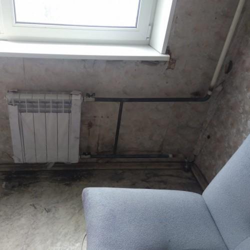 Установка радиаторов отопления под ключ на сварку
